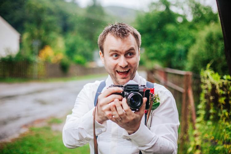 Jak si užít svatební focení